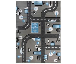 NOVINKA - Detský koberec - cesta