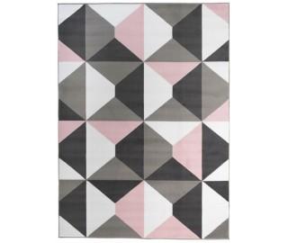 Detský koberec - triangle 170x120