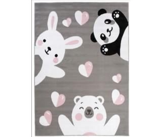 Detský koberec - zvieratká